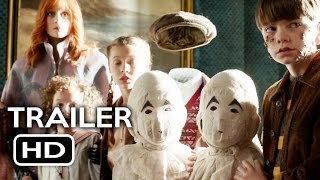 Miss Peregrines Home For Peculiar Children Official Trailer 2 2016 Eva Green Fantasy Movie HD