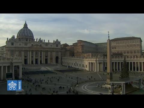 Vatican Media Live (видео)