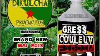 GRESS COULEUV RIDDIM  (D KULCHA PROD - MAI 2013)