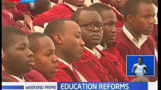 Kabarak University Vice Chancellor Prof Henry Kiplagat says new curriculum good for Kenya