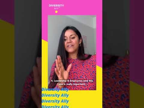 Diversity Ally, Benchmark Pledges