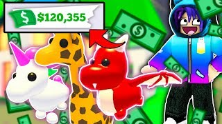 how to get easy money in roblox adopt me 2019 - TH-Clip