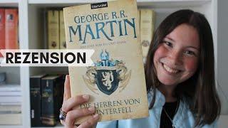 Das Lied von Eis und Feuer - Die Herren von Winterfell - Teil 1 - George R. R. Martin - Rezension