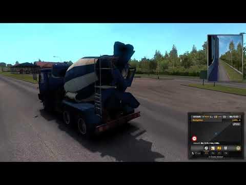 Euro Truck Simulator 2 DLC Beyond the Baltic Sea: New