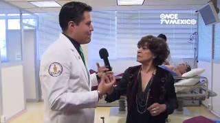 """UNACAM - IPN en programa """"Aqui nos toco vivir con Cristina Pacheco."""