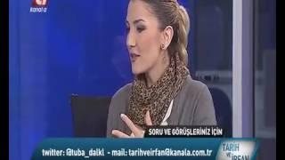 ANKASAM Başkanı Prof. Dr. Mehmet Seyfettin Erol Kanal A Tarih ve İrfan Programı