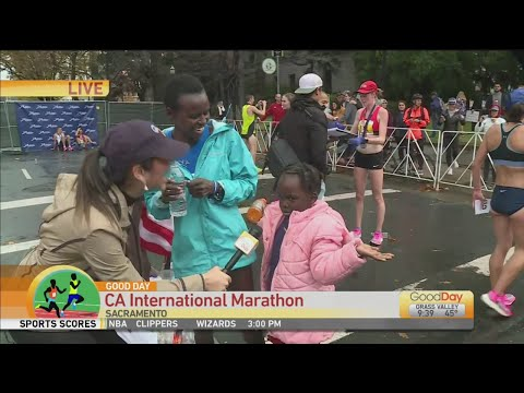 37th California International Marathon Pt 4