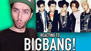 REACTING TO BIGBANG!!!