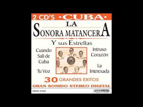 Celia Cruz-Tu Voz