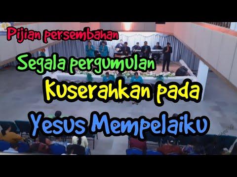 GBI Alfa Omega Jemaat Tanjung Uban/Pujian persembahan