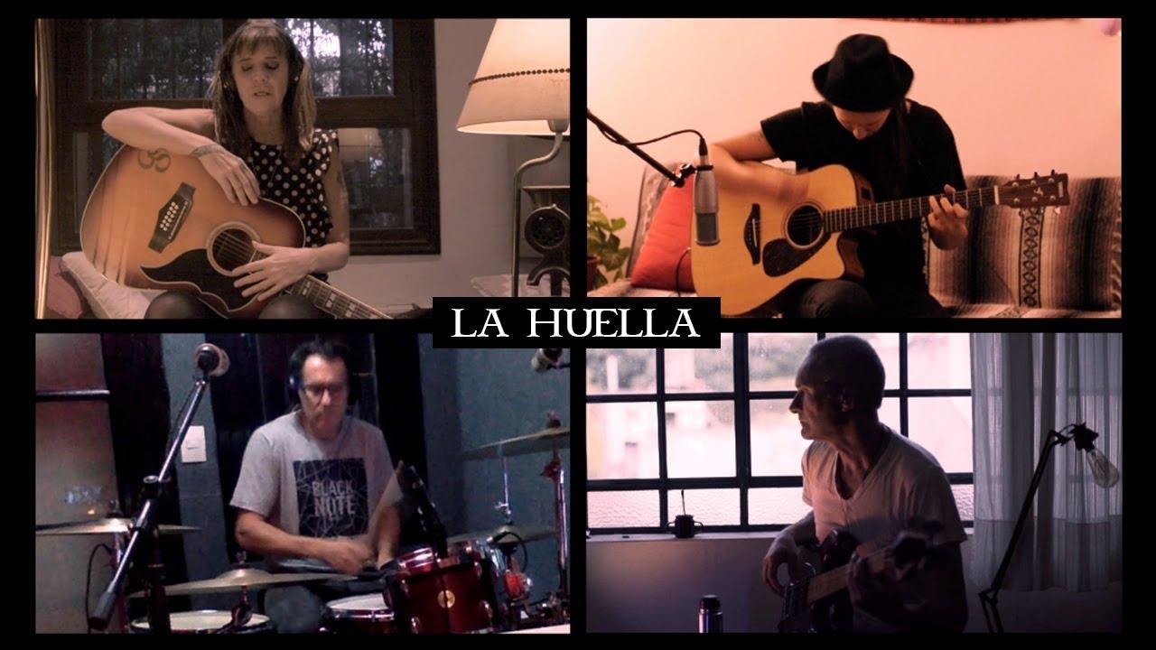 """Fabiana Cantilo Acaba de estrenar un video del tema 'La Huella"""""""