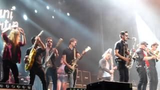 Dani Martin Estrella del rock   Gandia 19 07 14