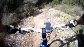 preview picture of video 'Descensos MTB - Puig de Randa'
