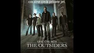 Eric Church - That's Damn Rock & Roll (Lyrics)