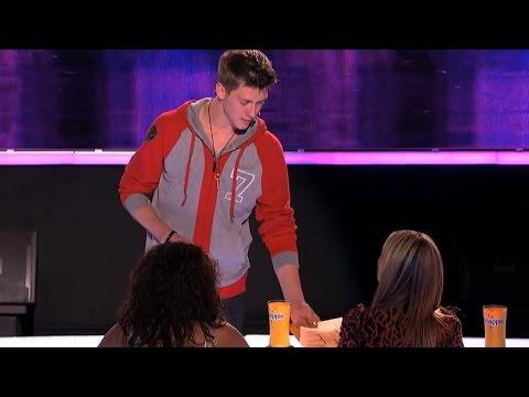 Americas Got Talent TEEN MAGICIAN BLOWS JUDGES AWAY   Collins Key   Vegas Week (видео)