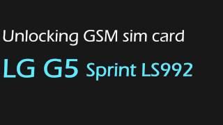 unlocksim lg g5 sprint nougat 7-0 - Free video search site - Findclip