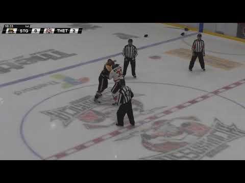 Kevin Bolduc vs. Dave Hamel