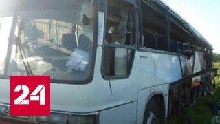 Все погибшие в ДТП в Казахстане опознаны