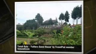 preview picture of video 'Tanah Rata and the Cameron Highlands Tomandlizzie's photos around Ringlet, Malaysia (slideshow)'