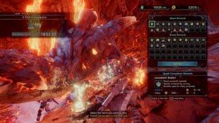 Monster Hunter: World A Fiery Convergence