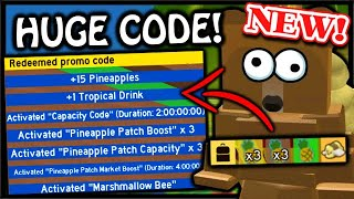 This New Code Is Huge Thanks Onett Roblox Bee Swarm
