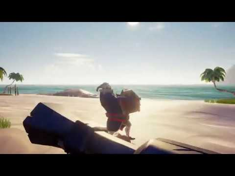 Sea of Thieves : Sea of Thieves - Be More Pirate - Gameplay Trailer