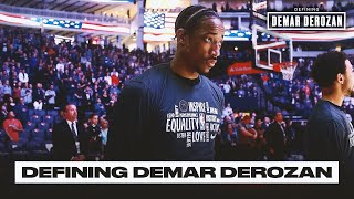 "DeMar DeRozan on Being Black in America Right Now: ""How Can We Be OK?"""