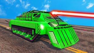 NEW $6,000,000 ARMORED BATTLE TANK! (GTA 5 DLC)