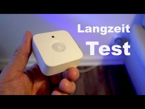 Philips Hue Bewegungsmelder: LANGZEIT-TEST!!