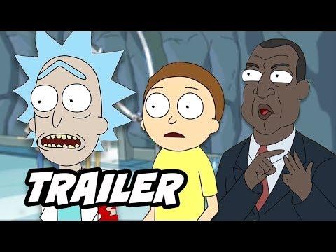 Rick and Morty Season 3 Episode 10 Promo Breakdown - Origins