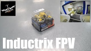 Blade Inductrix FPV Drone BNF   Unboxed, Specs, Set-Up   First flights in the shop