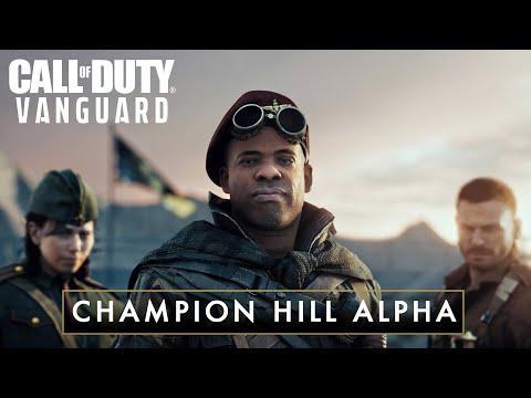 Trailer de l'alpha PS4 et PS5 de Call of Duty: Vanguard