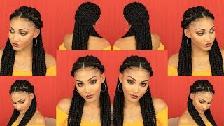 "<center><p>How to Style Box Braids</p></center>"" />             </div>   </div>   <div class="