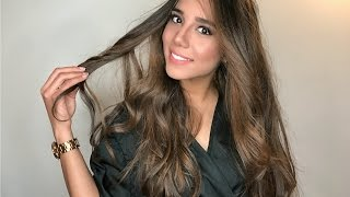 Balayage Intense Brown/Hair For Latina | Eduardo Style