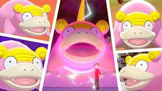 Slowking  - (Pokémon) - How to Catch & Evolve Galarian Slowpoke in Pokémon Sword & Shield