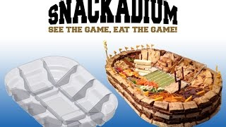 Here Is The Best Football Party Food Presentation