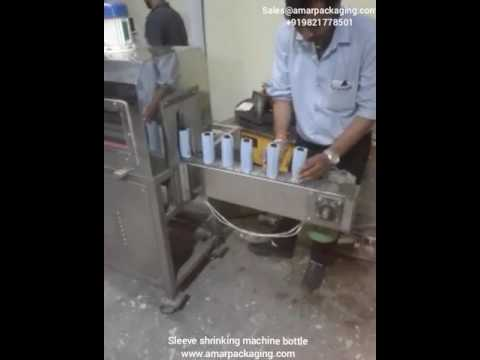 Sleeve Labeling Shrink Machine