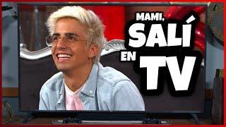 Daniel El Travieso - Canté En La Televisión!