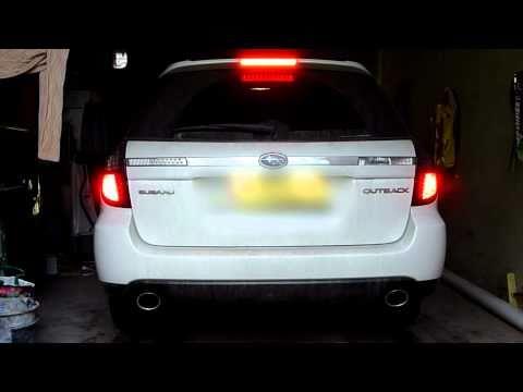 Subaru Legacy Outback BP (MY2004-2009) Valenti taillights