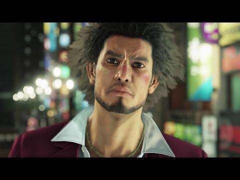 Yakuza : Like a Dragon : Story Trailer japonais