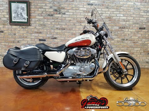 2011 Harley-Davidson Sportster® 883 SuperLow™ in Big Bend, Wisconsin - Video 1