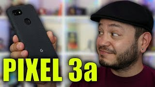 I'm excited for Pixel 3a BECAUSE it's not a phone for me!