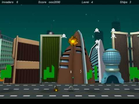 Space Invaders: From Game To Cartoon To Game