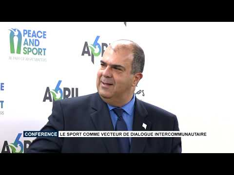 Conference on sport as a vehicle for intercommunity dialogue