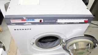 Waschmaschine Scharpf Electronica 2909 Boilwash 100°C