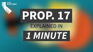 California Prop 17, parolees voting, explained in 1 minute