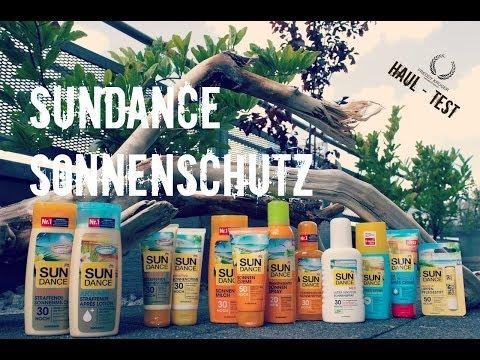 dm SUNDANCE Haul | Test | Sonnenschutz