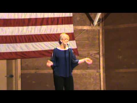 """Hampton Beach Talent Competition Finals - """"One and Only"""" Cover by Lori Gilcreast"""