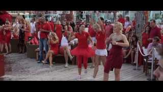 Nikki Beach Mallorca Staff does FLASHMOB