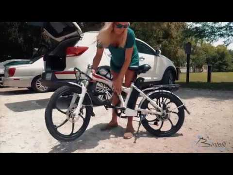 2020 Bintelli F1 Electric Bicycle in Jacksonville, Florida - Video 1